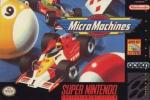 Micro Machines Box Art Front